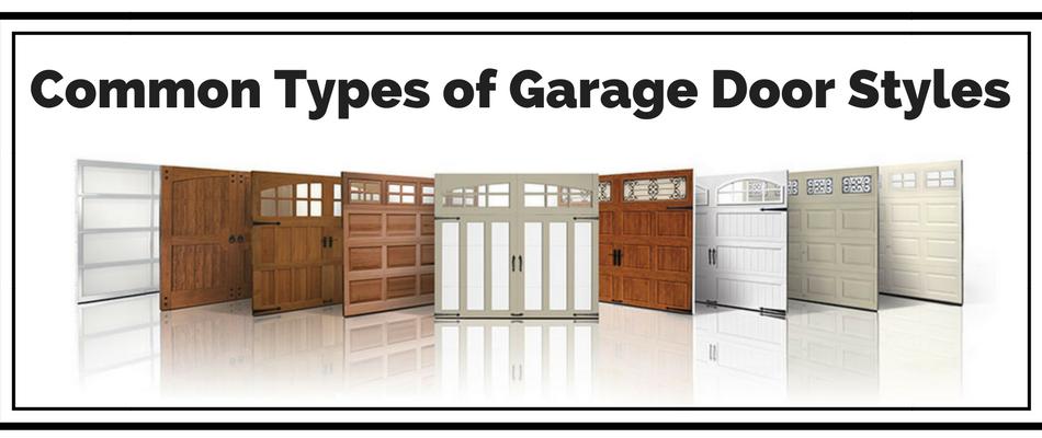 Which is the strongest type of garage door ?